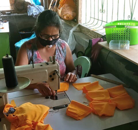 Bayanihan spirit radiates in EDC-supported community in Leyte